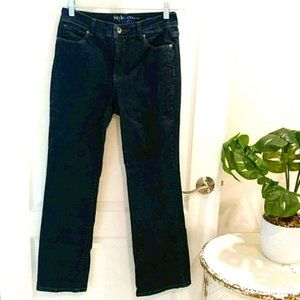 Style & Co. Boot Cut Tummy Control Jeans Size 10P